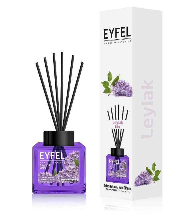 "Namų kvapas su lazdelėmis ""EYFEL 120 ml."""